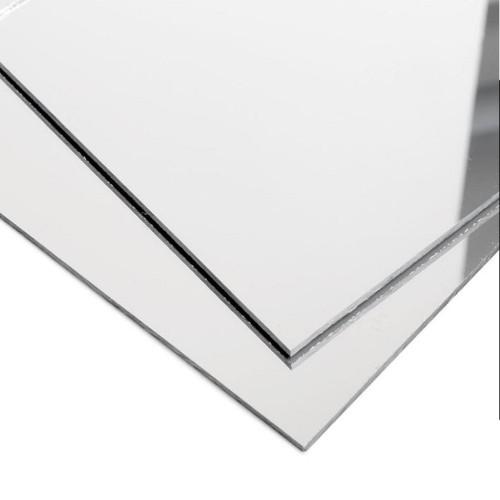 Özel Kesim 1.8 mm Parça Gümüş Ayna Pleksi