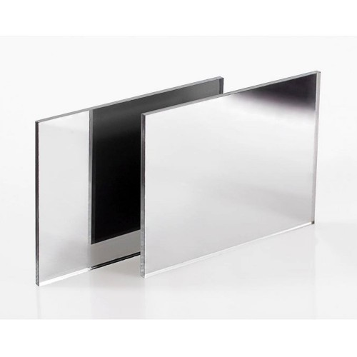 Harf / Karakter Kesim Gümüş Ayna Pleksi 2.8 mm