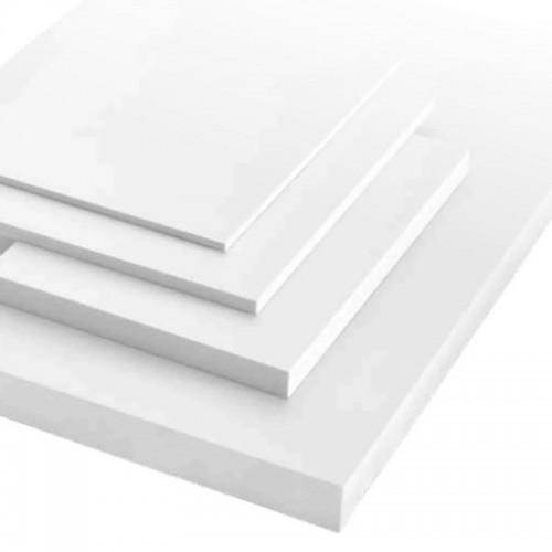 4,6 mm Beyaz Dekota(Foreks-PVC Foam) - (70cm x 100cm) - 5 li Paket