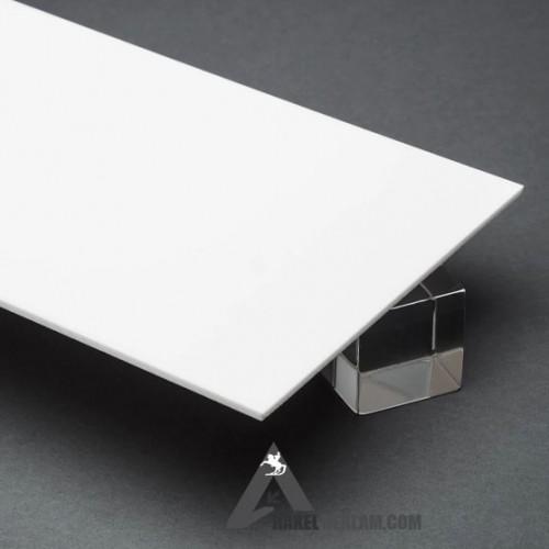 Özel Kesim  2 mm Parça Pleksi - Beyaz