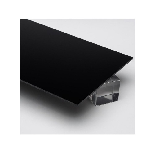 Siyah Pleksi 2.8 mm - 135x200 cm.